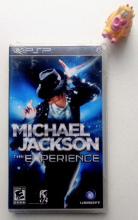 Michael Jackson The Experience Psp Nuevo + Envío Gratis!