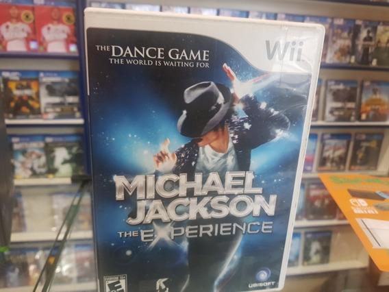 Michael Jackson The Experience Usado Original Nintendo Wii