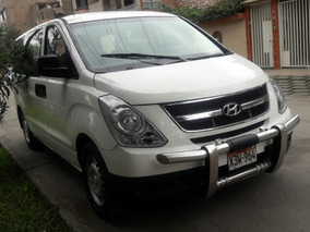 Hyundai H1 2014,f/equipo,t/intercooler,lunas Electricas,aire