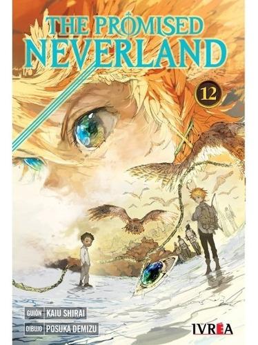 Imagen 1 de 3 de The Promised Neverland Manga Ivrea Varios Tomos Anime