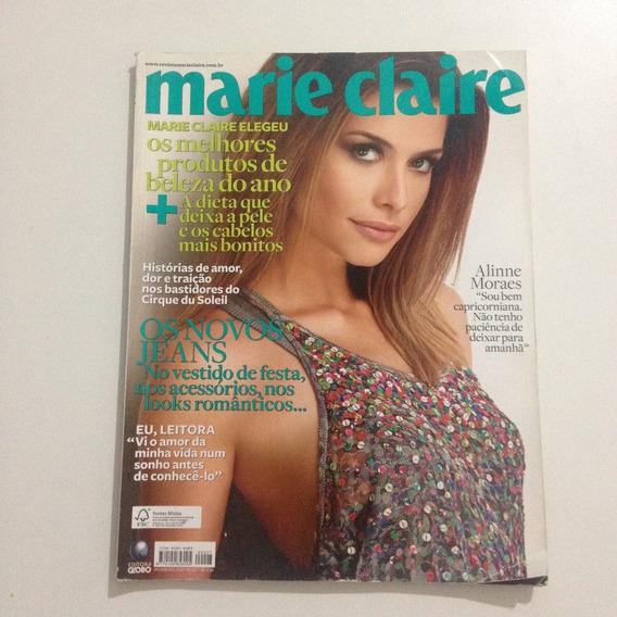 Revista Marie Claire 227 Fev2010 Alinne Moraes Cabelos C2