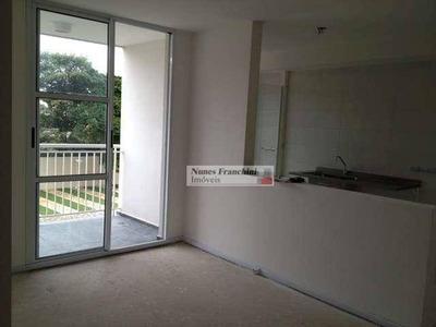 Apartamento Com 2 Dormitórios À Venda, 64 M² Por R$ 370.000,00 - Freguesia Do Ó - São Paulo/sp - Ap4040