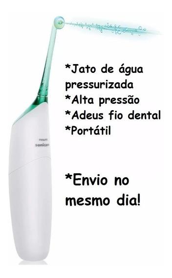 Irrigador Bucal Oral Philips Sonicare Airfloss Fio Dental