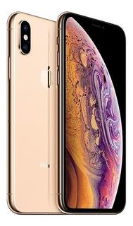iPhone Xs 64 Gb Dourado Anatel Lacrado Nao E Vitrine