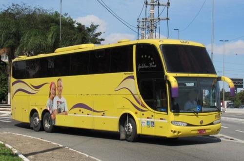 Ônibus Marcopolo Paradiso 1600 Ld G6 Leito Seminovo  Scania