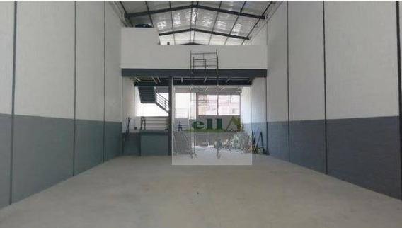 Galpão Comercial Para Locação, Ayrosa, Osasco. - Ga0102