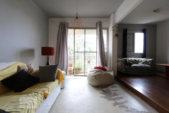 Apartamento No 5º Andar Mobiliado Com 3 Dormitórios E 1 Garagem - Id: 892955661 - 255661
