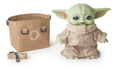 Baby Yoda , 28cm Original Usa En Stock