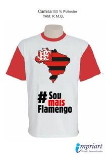 Camisa Time Flamengo - Fla Brasil