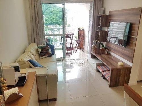 Apartamento Com 2 Dormitórios À Venda, 71 M² Por R$ 648.000,00 - Santa Rosa - Niterói/rj - Ap3845