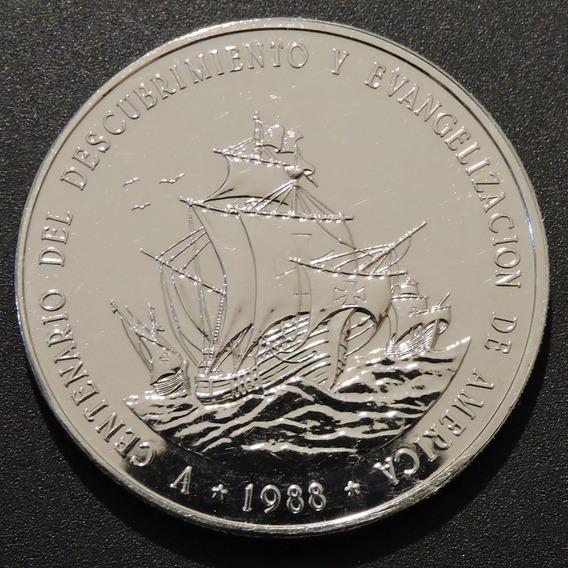 República Dominicana 1 Peso Carabelas