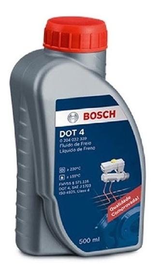 Fluido De Freio Bosch Dot 4 Original 500ml