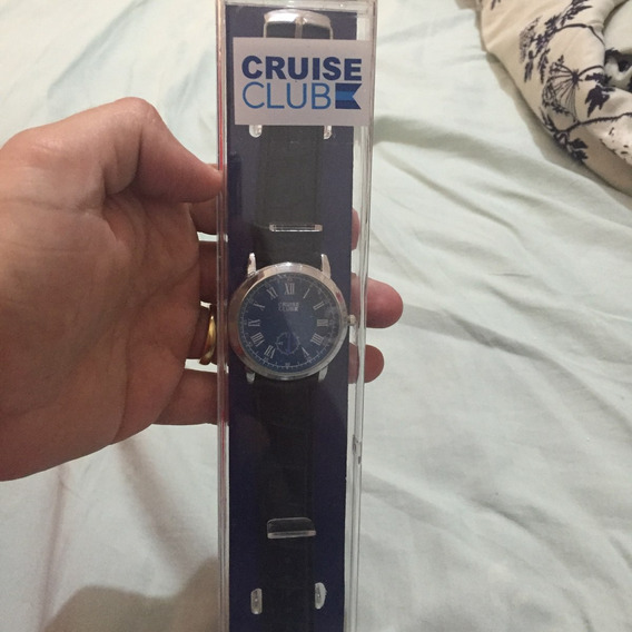 Relogio Cruise Club