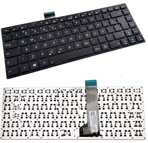 Teclado Notebook Asus Vivobook S400 , S400c , S400e Novo Br