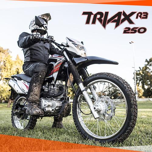 Imagen 1 de 14 de Corven Triax 250 R3 0km 2021 Financiacion Ruta 3 Motos