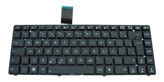 Teclado Para Notebook Asus K45a | Abnt2 Preto