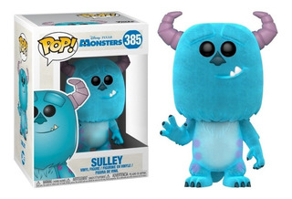 Figura Funko Pop Disney Monster Ink - Sulley 385. Original