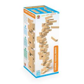 735 Torre Jenga Equilibrio / Didatico / Junges