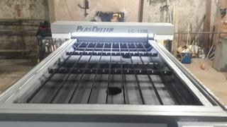 Máquina De Corte E Gravação A Laser 2000x1200mm Nova!