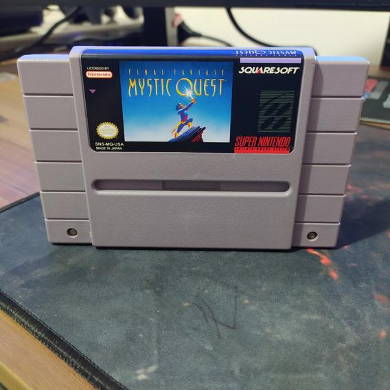 Final Fantasy Mystic Quest Original