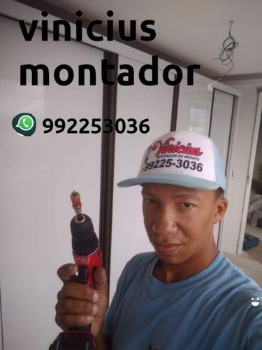Imagem 1 de 1 de Montador De Móveis Menor Preço Do Bairro Zap 992253036