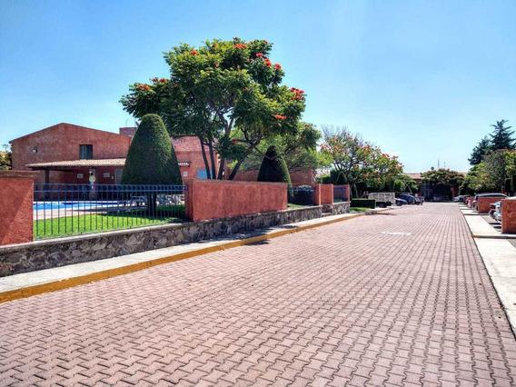 Venta Departamento En Plaza Del Parque Priv Alberca Pb 2 Rec