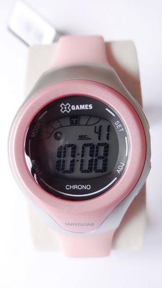 Relógio Infantil X Games Digital Esportivo 100 Mts Xkppd033