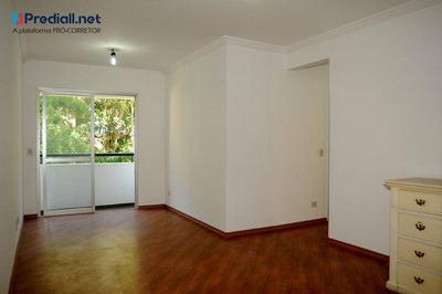 Apartamento Com 3 Dormitórios À Venda, 111 M² Por R$ 478.000 - Residencial Petrônio Portela - Freguesia Do Ó - São Paulo/sp - Ap3207