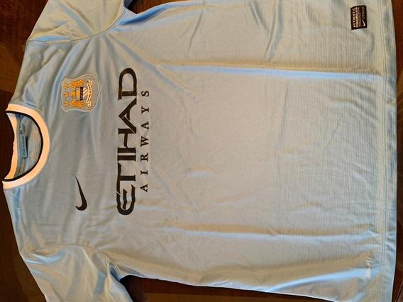 Camiseta Manchester City Nike
