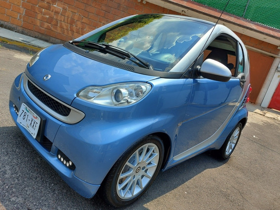 Smart Fortwo 2012 1.0 Coupe Passion Mt