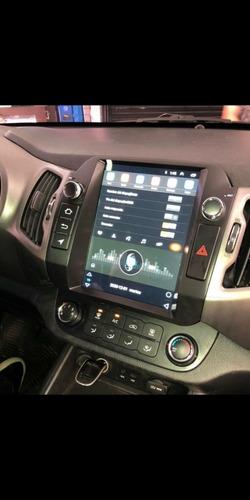 Imagen 1 de 5 de Radios Android Kia Sportage Revolution