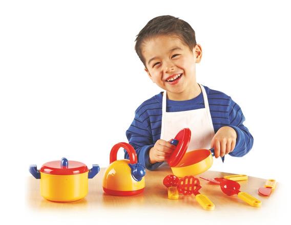 Juego De Cocina Pretend & Play