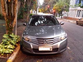 Honda City 1.5 Lx 16v - 2012 - Automático Flex 4p Completo
