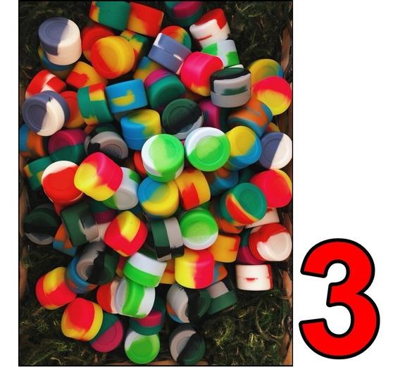 Pack 3x Oil Slick 3 Ml Frete Grátis Silicone Alta Qualidade