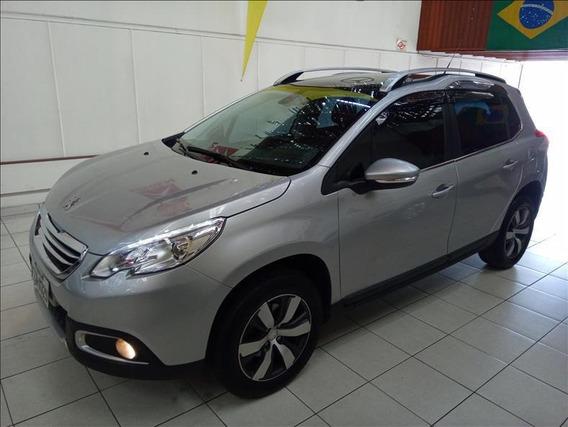 Peugeot 2008 2008 Griffe 1.6 16v Flex Automático