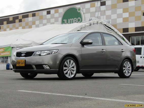 Kia Cerato Forte Sx At 2000cc Aa Ab Abs Tc