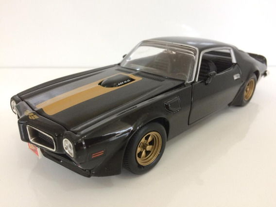 Miniatura Pontiac Firebird 1/24 1970 Johnny Lightning