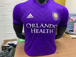 Camisa Jogador Original Orlando City 2019/2020 (personalizável)