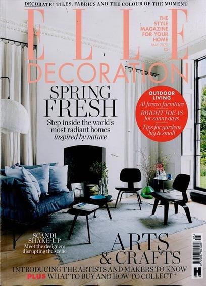Elle Decoration - Revista Inglesa Decoração Residencias