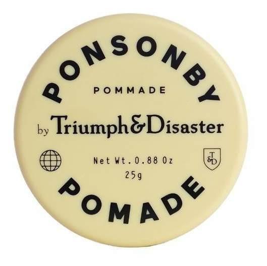 Triumph & Disaster Ponsonby Pomada Capilar Alto Brillo 25grs