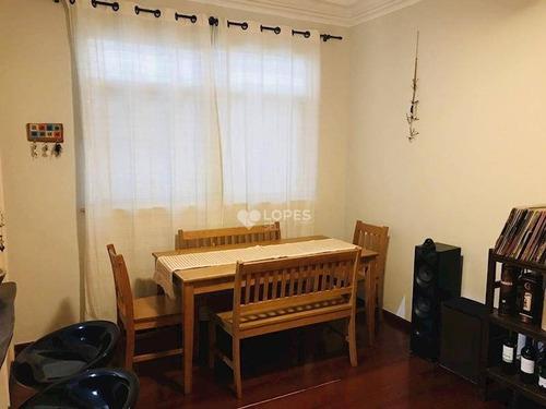 Apartamento Com 3 Dormitórios À Venda, 100 M² Por R$ 577.000,00 - Icaraí - Niterói/rj - Ap36331