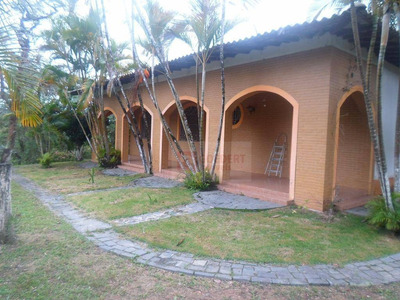 Chácara Rural À Venda, Pouso Alegre, Santa Isabel - Ch0007. - Ch0007
