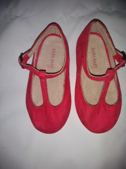 Zapatos De Niña Zara