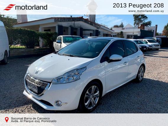 Peugeot 208 Nivel 5. Permuto/financio