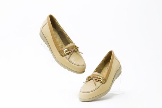 Zapatos Bonitos Dama Flexi 28401 Camel 100% Originales