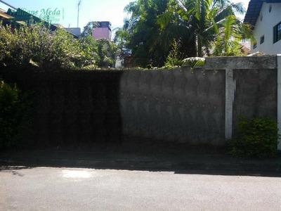 Terreno À Venda, 250 M² Por R$ 520.000 - Parque Renato Maia - Guarulhos/sp - Te0049