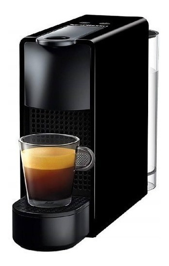 Cafetera Nespresso Essenza Negra Eco Friendly