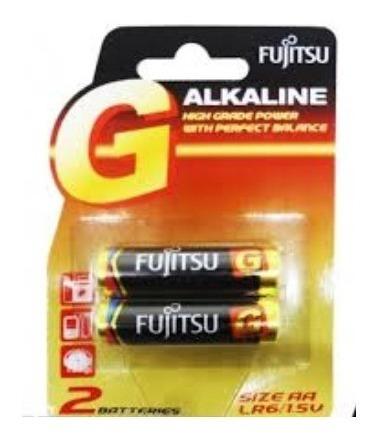 Pila Bateria Aa Alcalina Blister