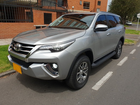 Toyota Fortuner At 2018