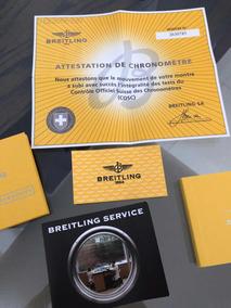Breitling Superavenger Ll, Muito Novo